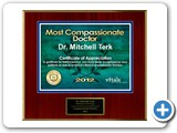Most Compassionate Doctor                                                                                        Award 2012: