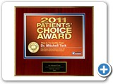Patient's Choice Award 2011: